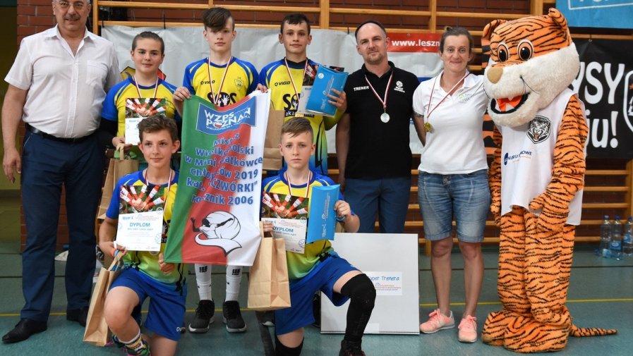 UKS Piast Krotoszyn mistrzem Wielkopolski