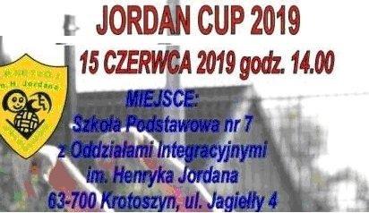 Jordan Cup 2019